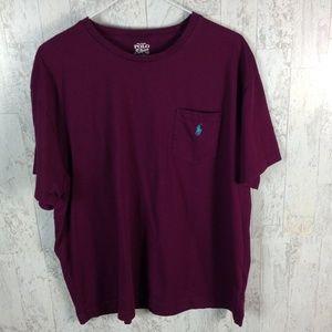 Polo cotton tee shirt